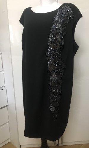Xscape Damen Kleid Plus elegant schwarz 18 / 48