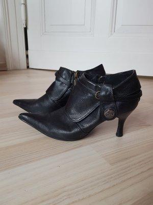 xti Ankle-Boots Stiefeletten Pfennigabsatz
