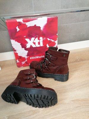 xti Stiefeletten Boots Nieten 37