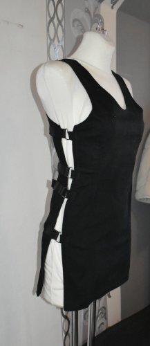 XtraX Mini Kleid mit Klettverschlüssen Gr. 36