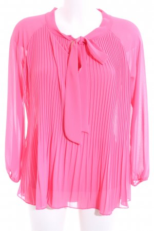 Schlupf-Bluse pink Casual-Look
