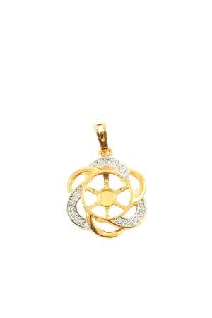 Xuping Medaglione oro elegante