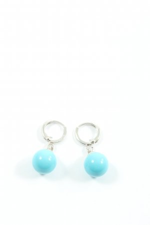 Xuping Dangle silver-colored-blue elegant