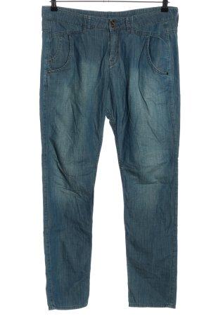 XX BY MEXX Luźne spodnie niebieski W stylu casual