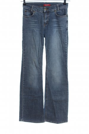 XX BY MEXX Jeansschlaghose blau Casual-Look