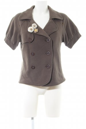 XX BY MEXX Kurzjacke braun Casual-Look