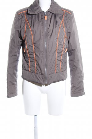 XX BY MEXX Outdoorjacke hellgrau-hellorange Casual-Look