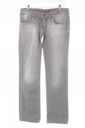 XX BY MEXX Straight-Leg Jeans grau Casual-Look
