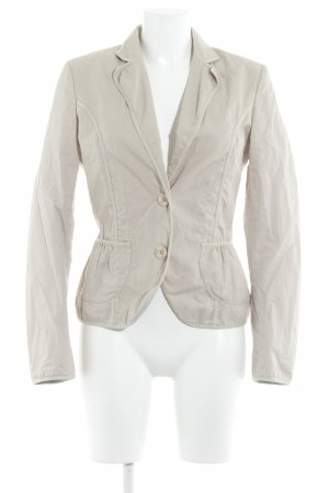 XX BY MEXX Sweatblazer creme Business-Look