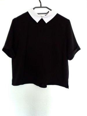 XXI Damen Bluse kurzarm