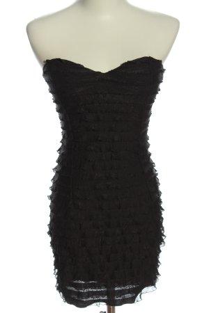 xxi Minikleid schwarz Elegant