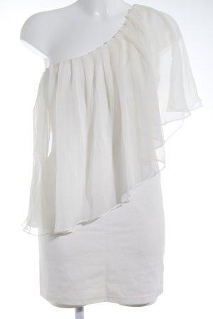 xxi Minikleid weiß Party-Look