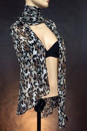 XXL Camouflage Leopard Schal Tuch Pareo Sarong Strandtuch