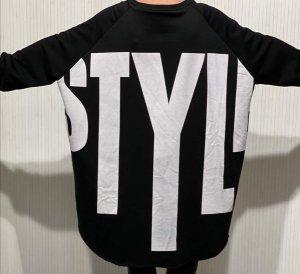 """XXL Longpullover """"STYLE"""" von Größe 38 bis 46 zu tragen"""