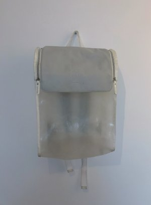 Calvin Klein School Backpack silver-colored-white