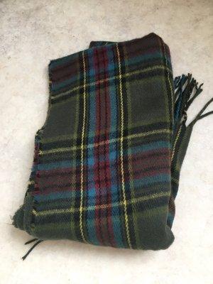 Pieces Woolen Scarf multicolored