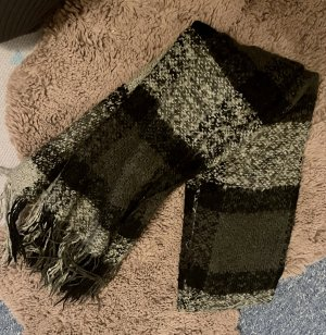 Promod Écharpe en laine noir-gris clair