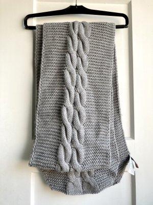 Street One Sciarpa lavorata a maglia grigio
