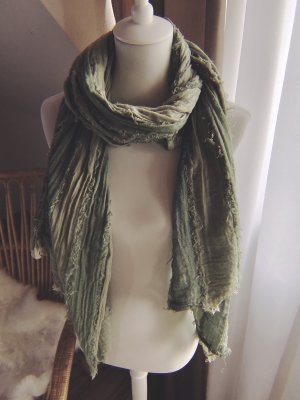 edc by Esprit Summer Scarf lime-green-grass green