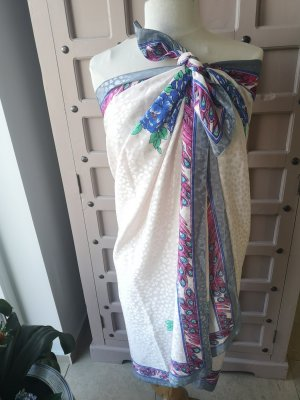 Serviette de plage multicolore