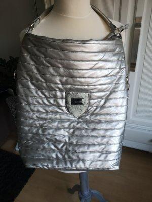 XXL Tasche Silber von Marcgello