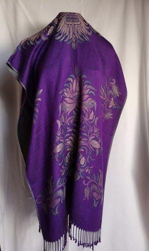 Adagio Pashmina violeta amarronado