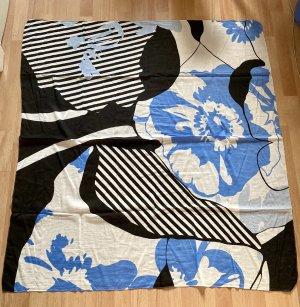 XXL Vintage-Tuch mit Muster