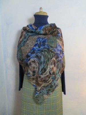 Sonstiges Silk Cloth multicolored silk