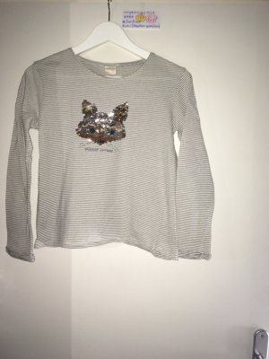 XXXS Shirt Zara mit Fuchs Mini Loch