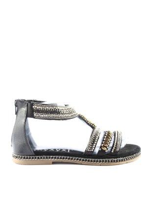 Xyxyx Riemchen-Sandaletten