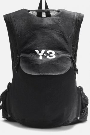 Y-3 Running Backpack Rucksack schwarz Yamamoto streetfashion darkfashion