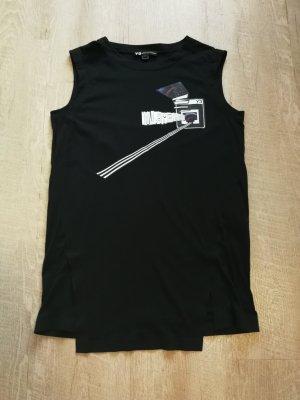 Y-3 YOHJI YAMAMOTO with Adidas Shirt Dress black