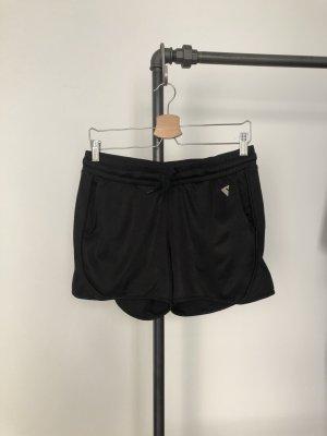 YAS Short de sport noir polyester