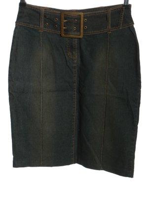 Y.O.U. Denim Skirt blue casual look