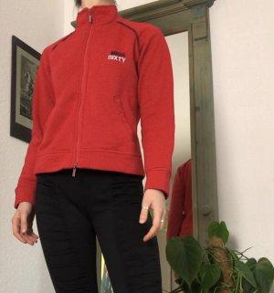 Y2K Fleece Zip Up Jacke Miss Sixty