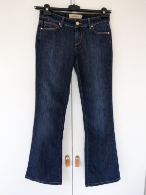 Raven Denim Denim Flares dark blue