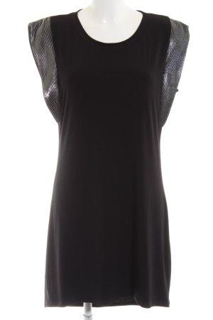 Yamamay Jerseykleid schwarz Elegant