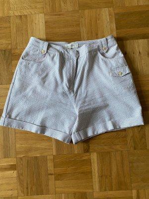 Yargici rot, blau, weiss gestreifte shorts, Gr. 36