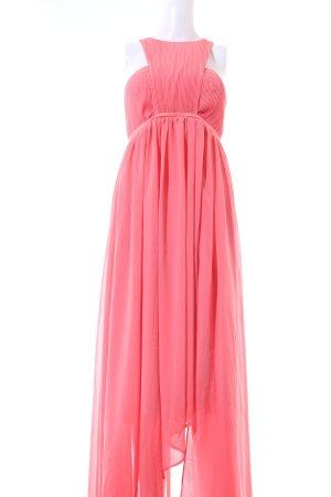 YAS Abendkleid pink Elegant