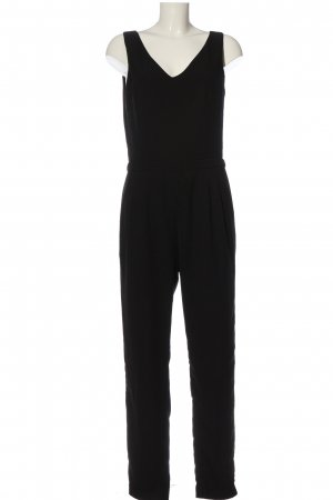 YAS Jumpsuit schwarz Business-Look