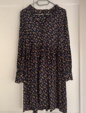 YAS Blouse Dress multicolored