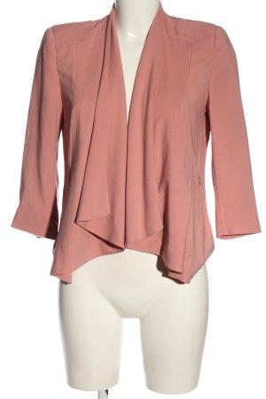 YAS Blazer corto rosa stile casual