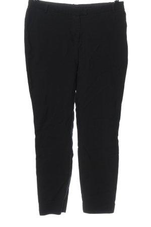 YAS Pantalone jersey nero stile professionale