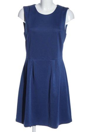 YAS Trägerkleid blau Elegant