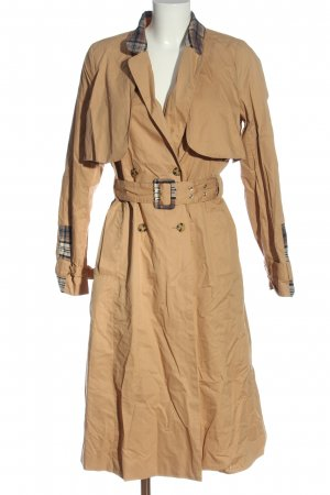 YAS Trench marrone stile casual