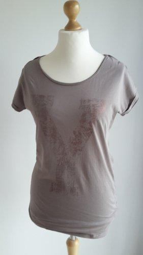 Yaya Damen T-shirt mit Druck