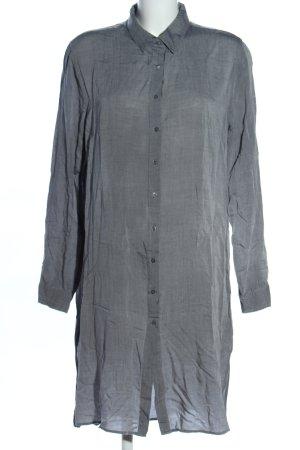 Yaya Shirtwaist dress light grey business style