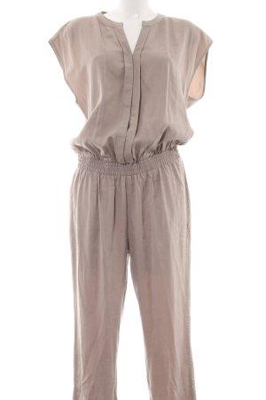 Yaya Jumpsuit creme-bronzefarben Casual-Look