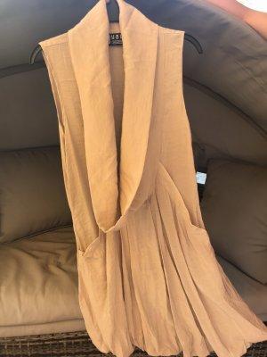 Yaya Robe ballon rose chair-crème