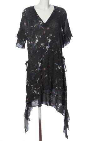Yaya Shortsleeve Dress allover print casual look